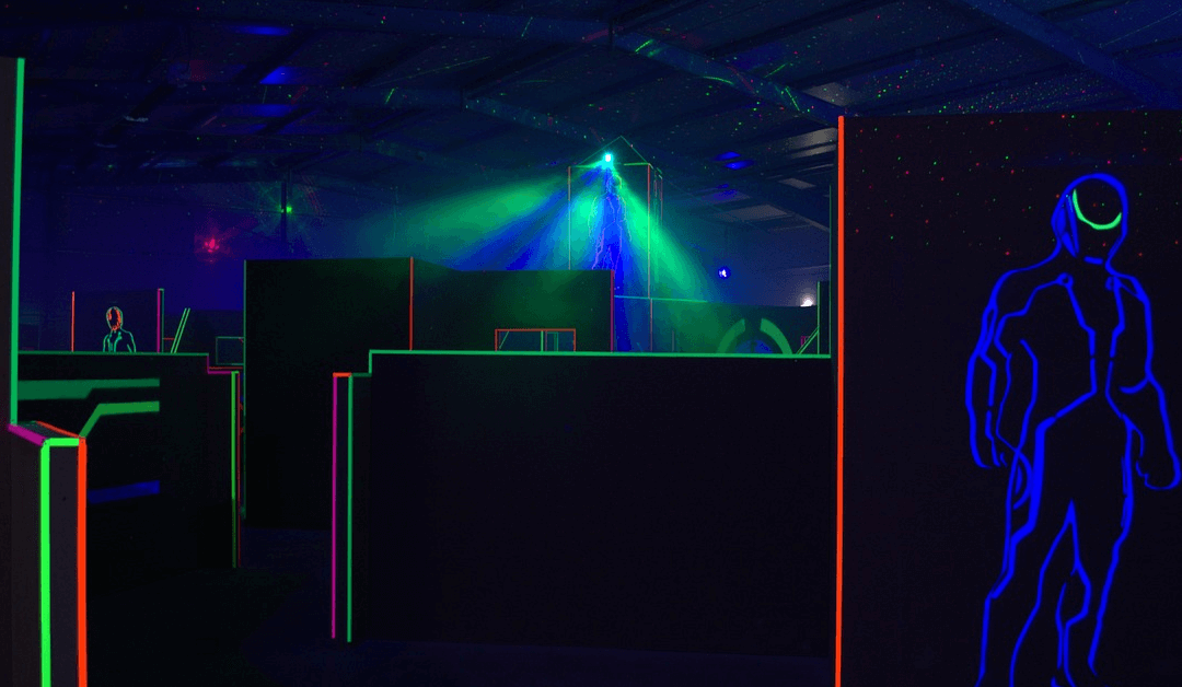 Why So Many People Are Having Laser Tag Birthday Parties