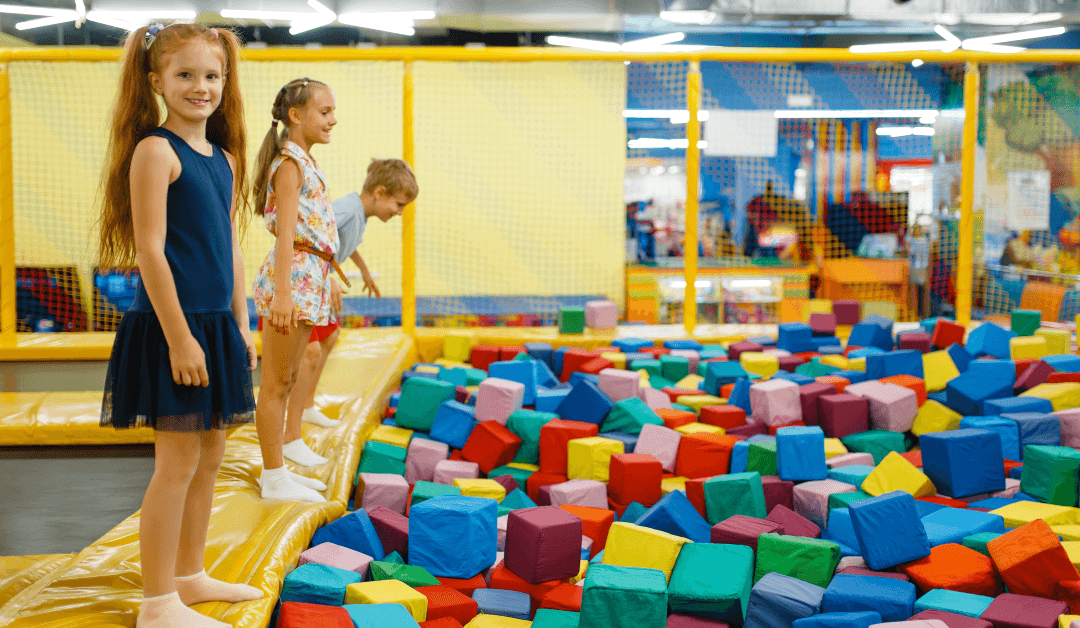 best indoor playground for kids in Pembroke Pines FL