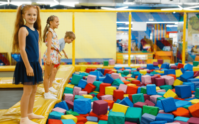 The Importance of Physical Play In Your Child's Development