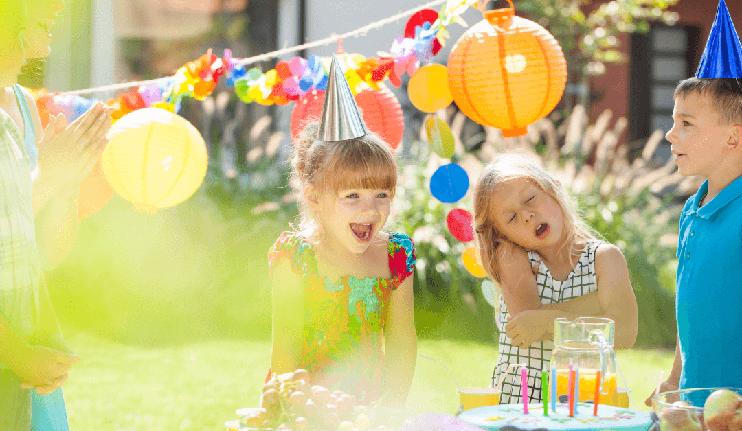 kids birthday party packages near Pembroke Pines FL