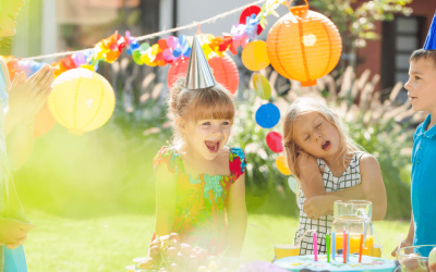 What To Consider When Booking A Kids Birthday Party Venue