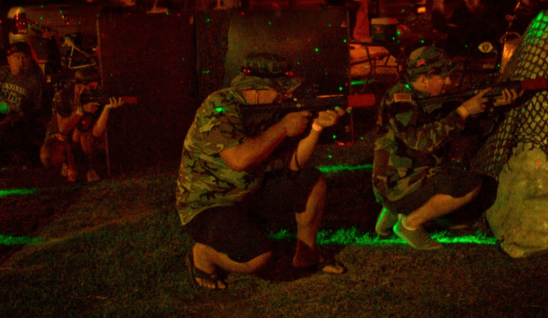 laser tag birthday party near Pembroke Pines, FL