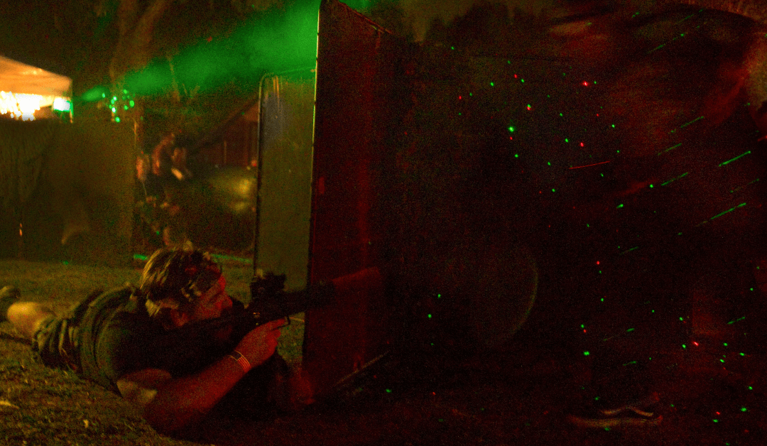 laser tag birthday party around Pembroke Pines FL
